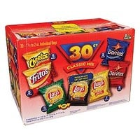 Costco Business Delivery - Frito Lay Variety, 30/1.75 oz