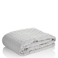 Diamond Quilted Throw | M&S