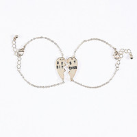 Best B*tches Friendship Bracelet Pack - Urban Outfitters