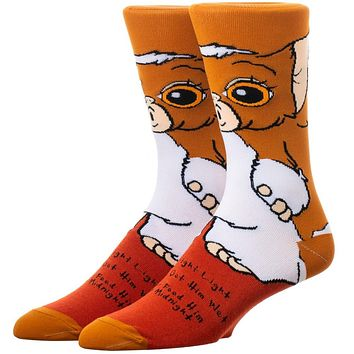 Gremlins Gizmo 360 Character Crew Sock