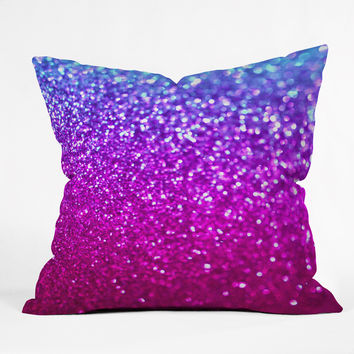 Lisa Argyropoulos New Galaxy Outdoor Throw Pillow