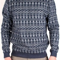 Blue Nicol Sweater - Clothing - Apparel