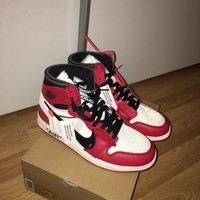 Nike Air Jordan 1 X Off White
