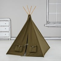 Kids Teepee (Cargo) | The Land of Nod