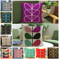 Manufacturers Direct Supply 2016 New Small Petals Stamp Short Soft Plush Throw Pillow Cushion Cojines For Home Decor Gifts