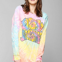 UNIF Daydreamer Pullover Sweatshirt  - Urban Outfitters