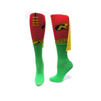 Robin Socks With Capes