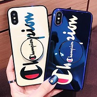 Champion New fashion letter print mobile phone case cover