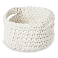 Threshold™ Decorative Rope Basket - Shell