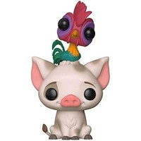 Funko Pop! Disney Moana Pua and Hei Hei