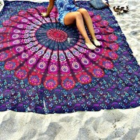The Kylie Bohemian Mandala Wall Tapestry