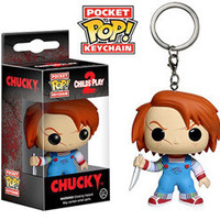 POCKET POP! KEYCHAIN: CHILD'S PLAY 2 - CHUCKY