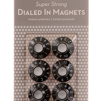 Tuned In and Dialed Up to 11 Magnet Set