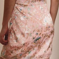 UO Floral Handkerchief Mini Skirt | Urban Outfitters