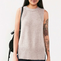 Silence + Noise Outsider Tunic Sweater Top - Urban Outfitters