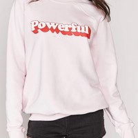 Spiritual Gangster Powerful Sweatshirt