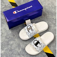 Champion  Large-scale full-scale slippers and sandals
