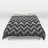 life in black and white Duvet Cover by Marianna Tankelevich | Society6