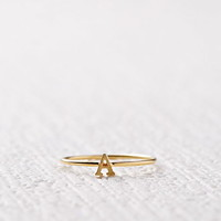 Cool and Interesting A Initial Ring