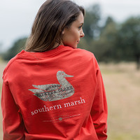 Southern Marsh Authentic Heritage Collection - Kentucky - Long Sleeve