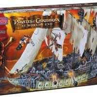 Pirates of the Caribbean 3: Flying Dutchman by Mega Brands