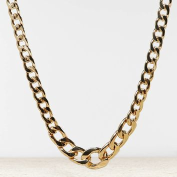 AEO Women's Chain-link Necklace