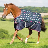 Shires Highlander Original Lite Turnout Rug from Rideaway
