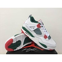 Air Jordan 4 Retro AJ4 Men Basketball Shoes