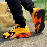 ADIDAS STREETBALL MEN street style with bright colors Yellow