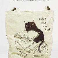 BOOK TOTE BAG for teachers gift teacher bag - bookish gifts bookish items book lover gift tote