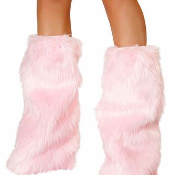 Baby Pink Fluffies