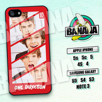 One Direction, Pop Star, Boy Band, iPhone 5 case, iPhone 5C Case, iPhone 5S case, Phone case, iPhone 4 Case, iPhone 4S Case, Phone Skin,OD03