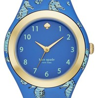 kate spade new york 'rumsey' plastic strap watch, 30mm | Nordstrom