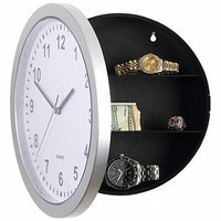Mitaki-Japan Clock with Hidden Safe