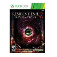 Resident Evil: Revelations 2 Xbox 360 Video Game
