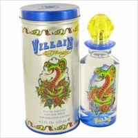 Ed Hardy Villain by Christian Audigier Eau De Toilette Spray 4.2 oz for Men
