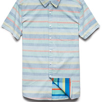 Reverse Stripe Pocket Shirt