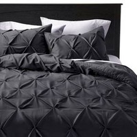 Threshold™ Pinched Pleat Comforter Set : Target
