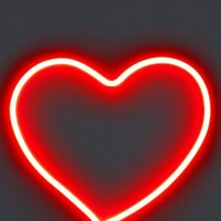 Buy Heart Red LED Feature Light from the Next UK online shop