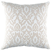 Ivory Laser Cut Pillow Cover   Hobby Lobby   1089960