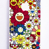 Floral Flowers Daisy for Iphone 5C Hard Cover Plastic