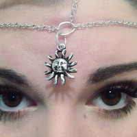 Sun Goddess Head Chain