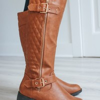 Stitched In Style Boots
