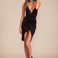 The Carrie Dress – BLACK