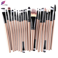 Brand Professional NAKE 3 NAKE 4 mc makeup brushes tools set hand to Make up Brush kit for eye shadow palette Cosmetic Brushes