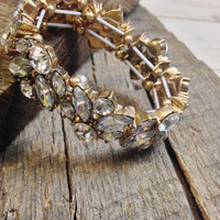 Pretty Stone Stretch Bracelet