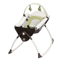 Graco Little Lounger Rocking Seat (Green)