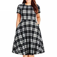 Casual Swing Pocket Dresses in 20 Designs !