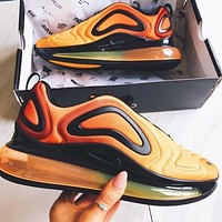 Nike Air Max 720 New Trending Air Cushion Running Sport Shoes Sneakers