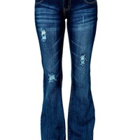 Famous Flare Jean